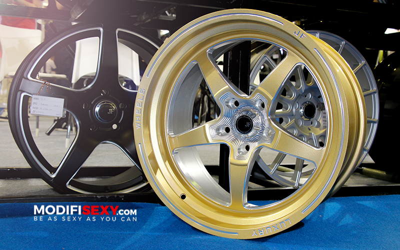 JF Luxury RTS Special Edition : Desain Original Dari JF Luxury Wheels