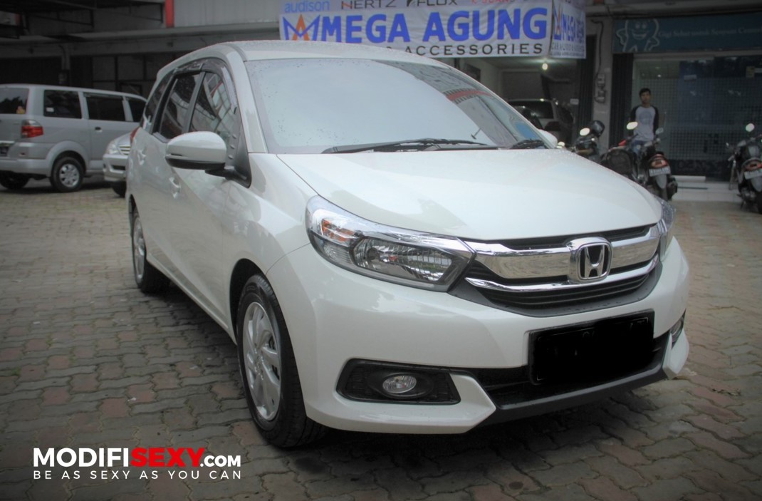 Modifikasi Audio Mobil Honda Mobilio Premium Sound Quality Mega
